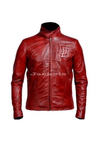 Daredevil Ben Affleck Cosplay Leather Jacket