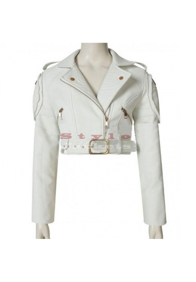 Devil May Cry 5 Lady Mary Cosplay Jacket