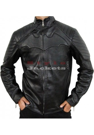 Batman Movie Replica Leather Jacket