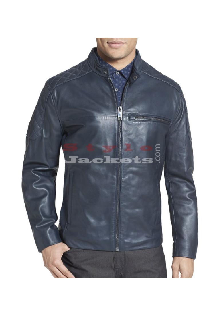 VOLTA Moto Leather Jacket