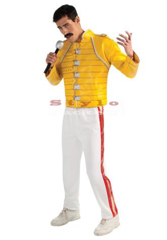 Freddie Mercury Yellow Concert Replica Jacket