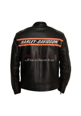 Harley Davidson WWE Bill Goldberg Jacket